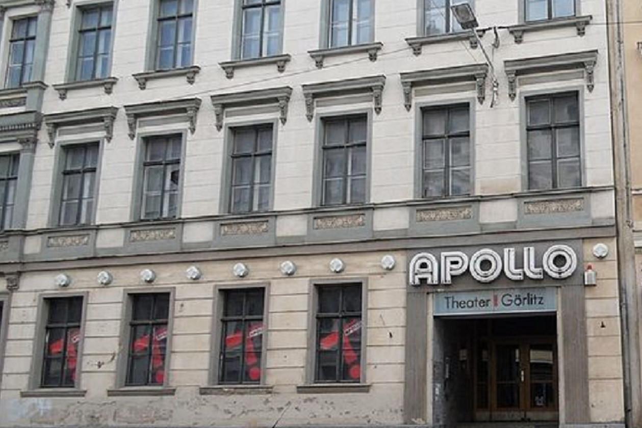 Vorstellungen nach Spielplan: Apollo Theater Görlitz