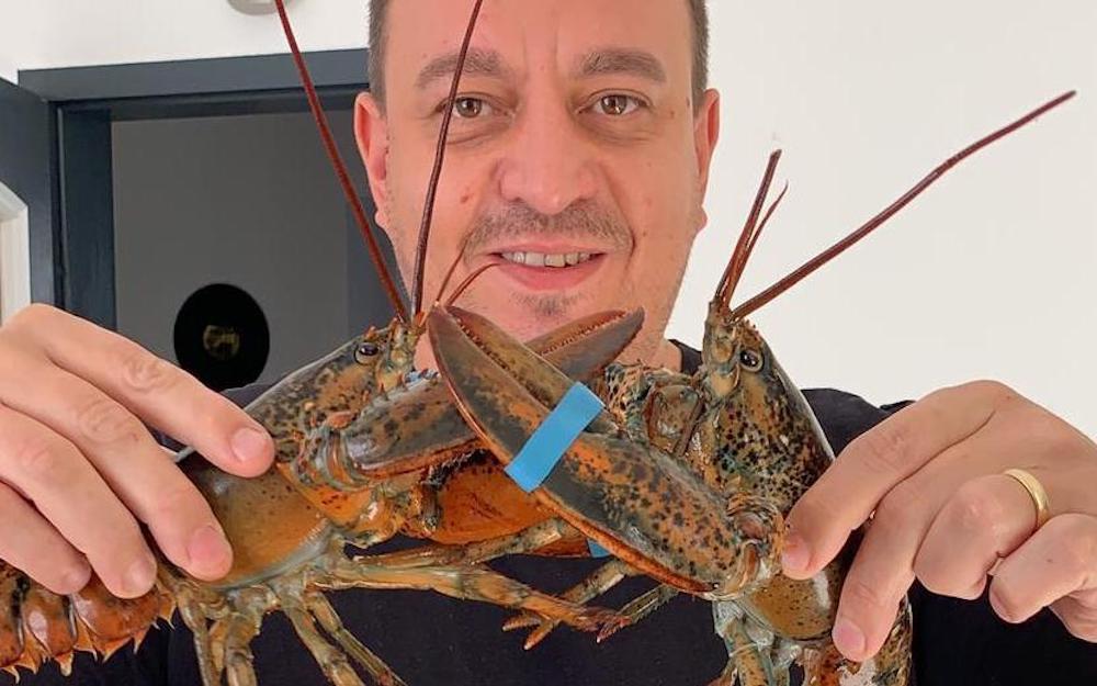 Inhaber Pasquale Cavallaro achtet insbesondere auf Frische bei seinen traditionellen italienischen Gerichten.