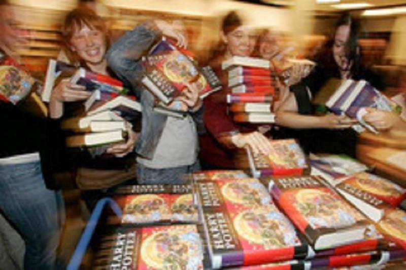 Teil der Mediengeschichte - die Bestseller-Reihe um Harry Potter.