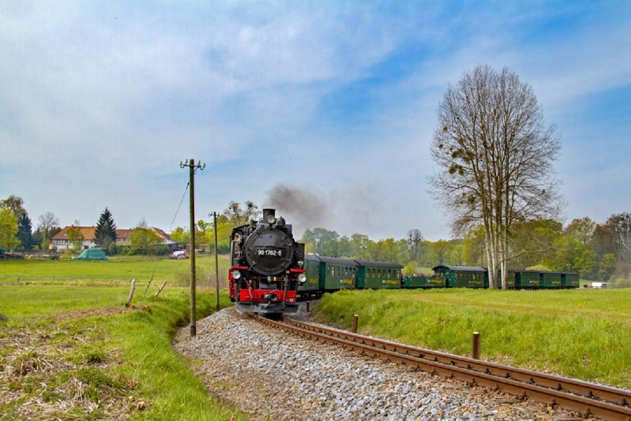 Fährt nach Fahrplan: Lößnitzgrundbahn