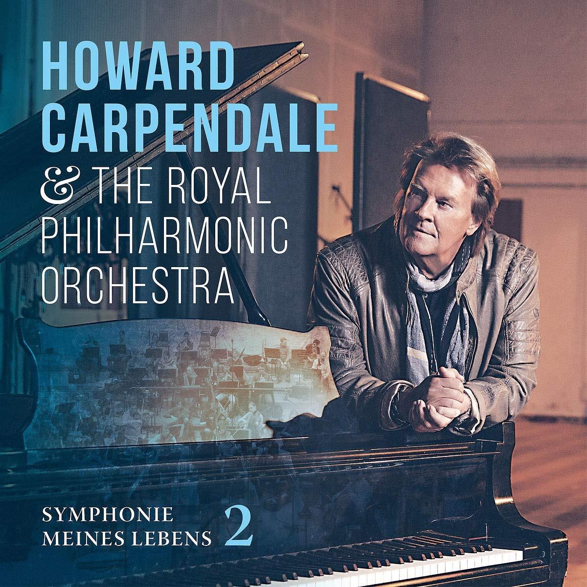 Das neue Album von Howard Carpendale vereint das Beste seiner Karriere mit dem renommierten Royal Philharmonic Orchestra.