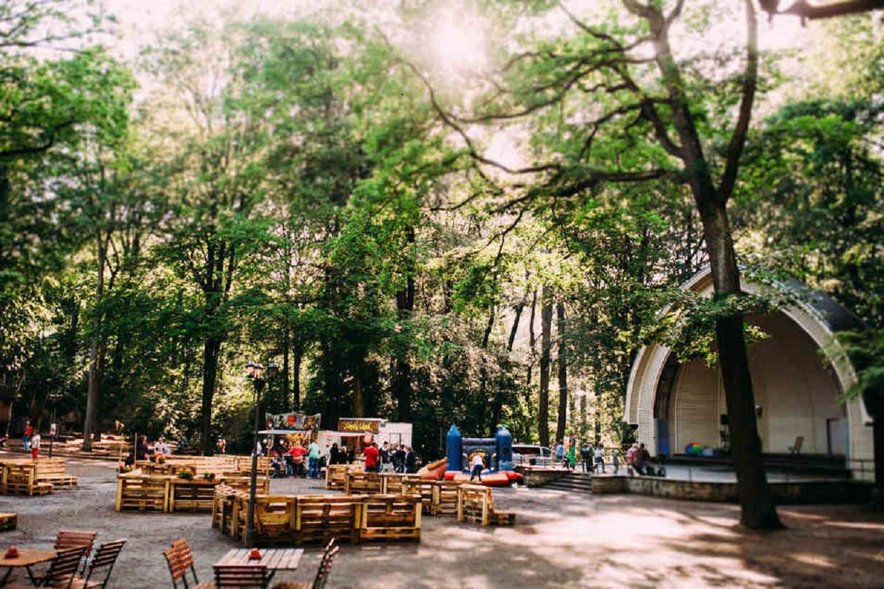 Freizeiterlebnis: Konzertplatz Weißer Hirsch