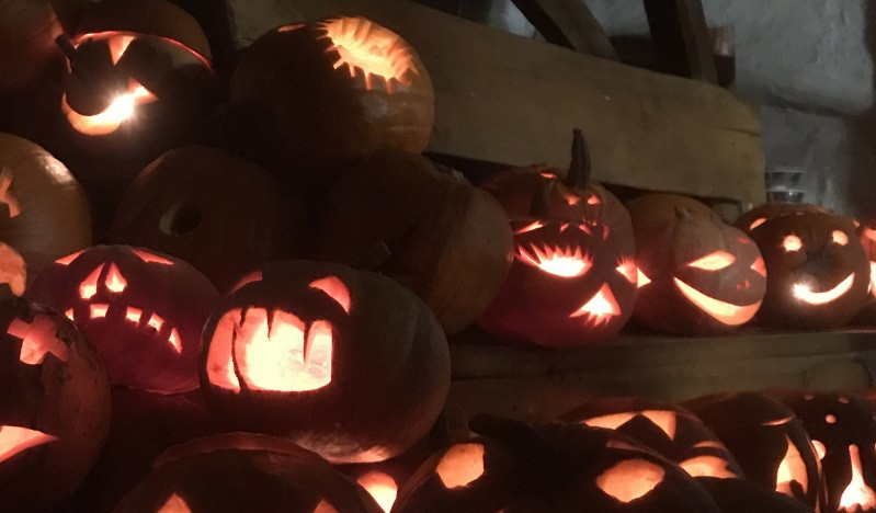 Samstag ist Halloween - wir haben die Veranstaltungen dazu im Überblick.