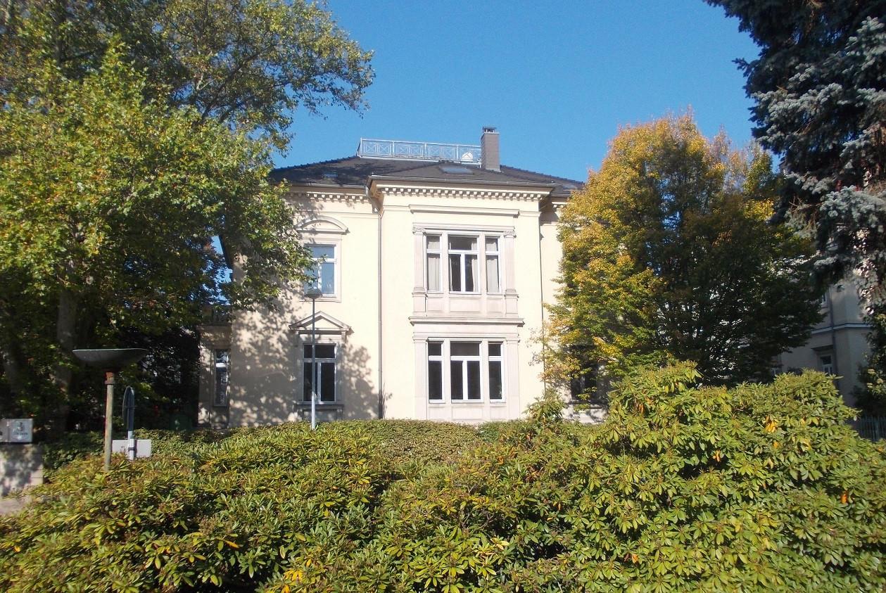 Vorstellungen und Veranstaltungen nach Plan: Hillersche Villa Zittau
