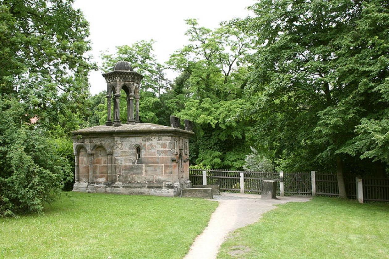 Geöffnet täglich von 9 bis 17 Uhr: Heiliges Grab Görlitz
