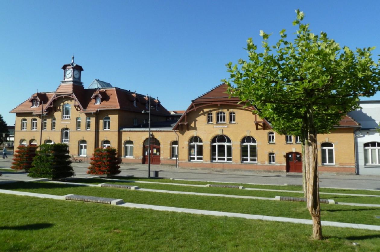 Vorstellungen nach Spielplan: Kulturbahnhof Radebeul