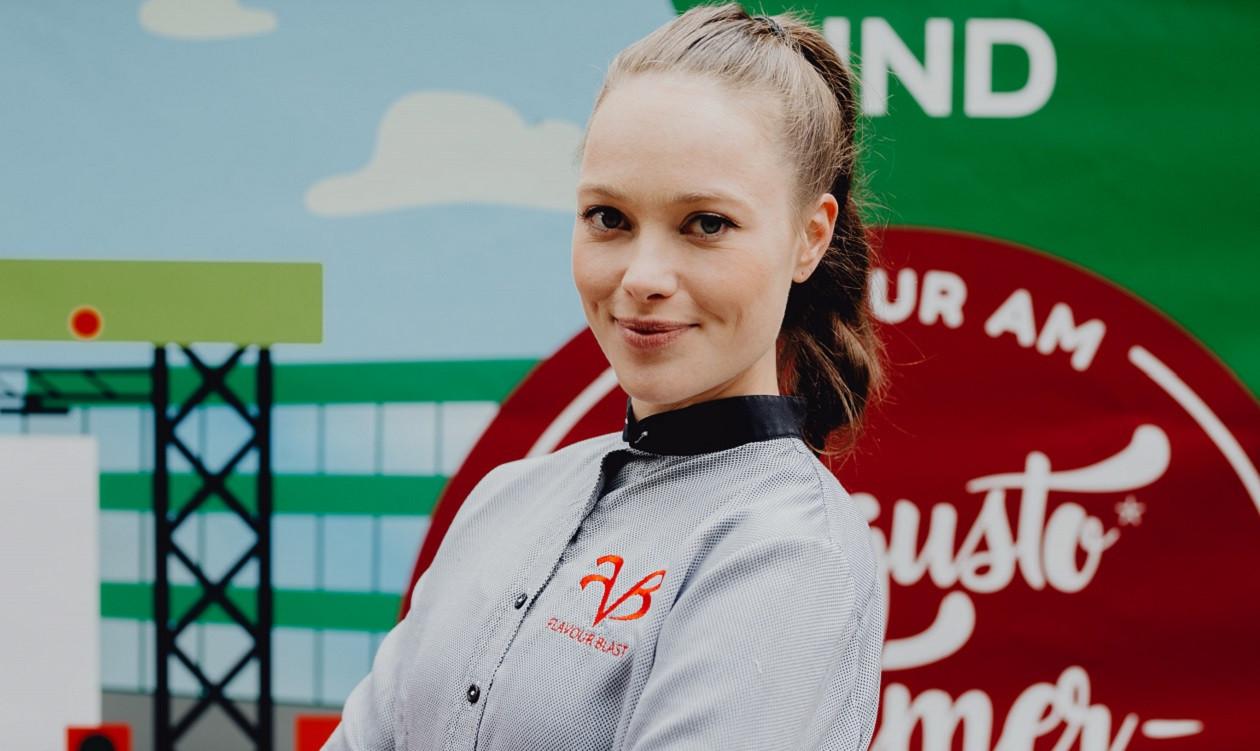 """Erste Juliwoche: <a href=""""https://augusto-sachsen.de/articles/gastronomie/augusto-fragt-nach-im-augusto-sommergarten-620281"""">Verena Leister vom Augusto Sommergarten</a>"""