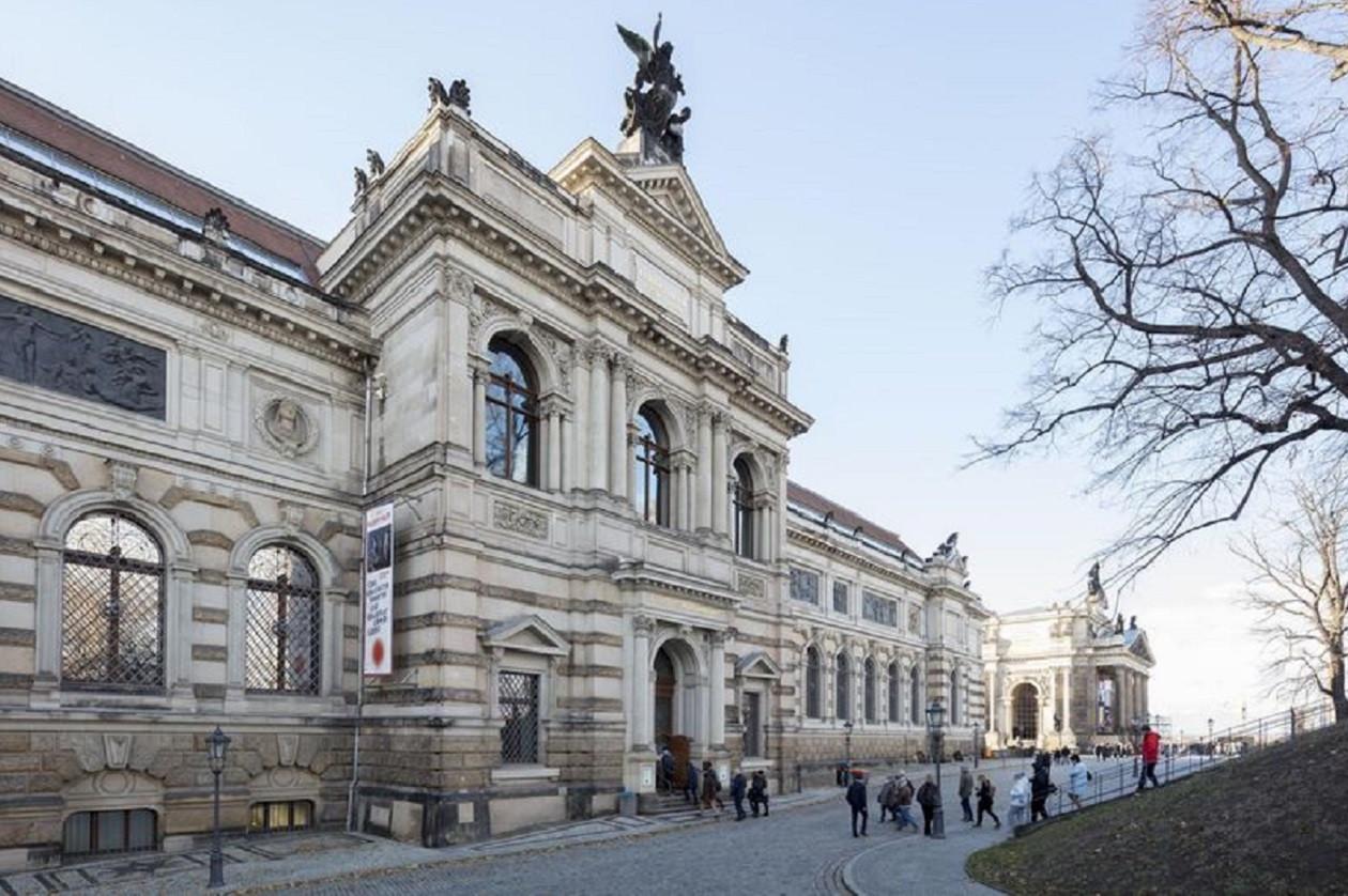 Geöffnet Freitag 17 bis 21 Uhr, Samstag und Sonntag 11 bis 17 Uhr: Albertinum Dresden