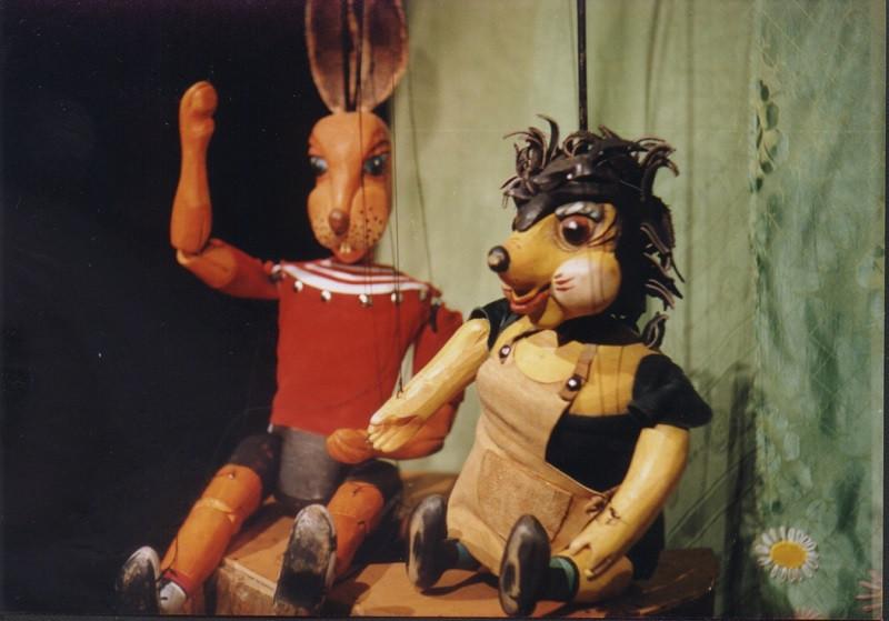 Ein Duell, das die ganze Welt kennt - Hase gegen Igel.