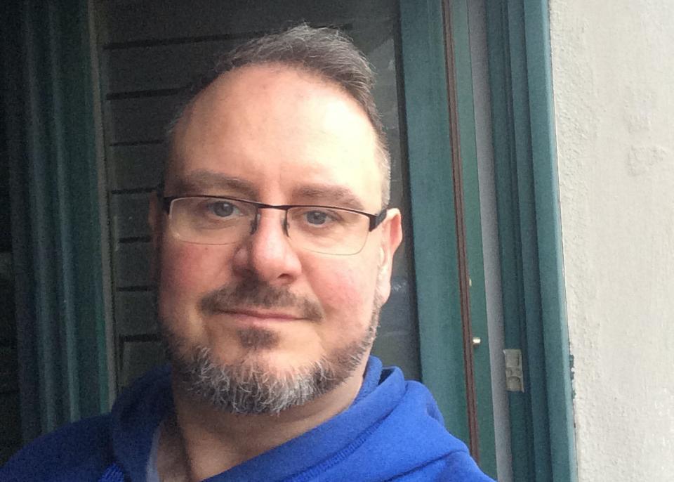 Michael Leudolph blick der Zukunft des Old Beams hoffnungsvoll entgegen