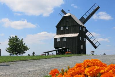 Freizeitstätten spezial: Windmühlen der Oberlausitz