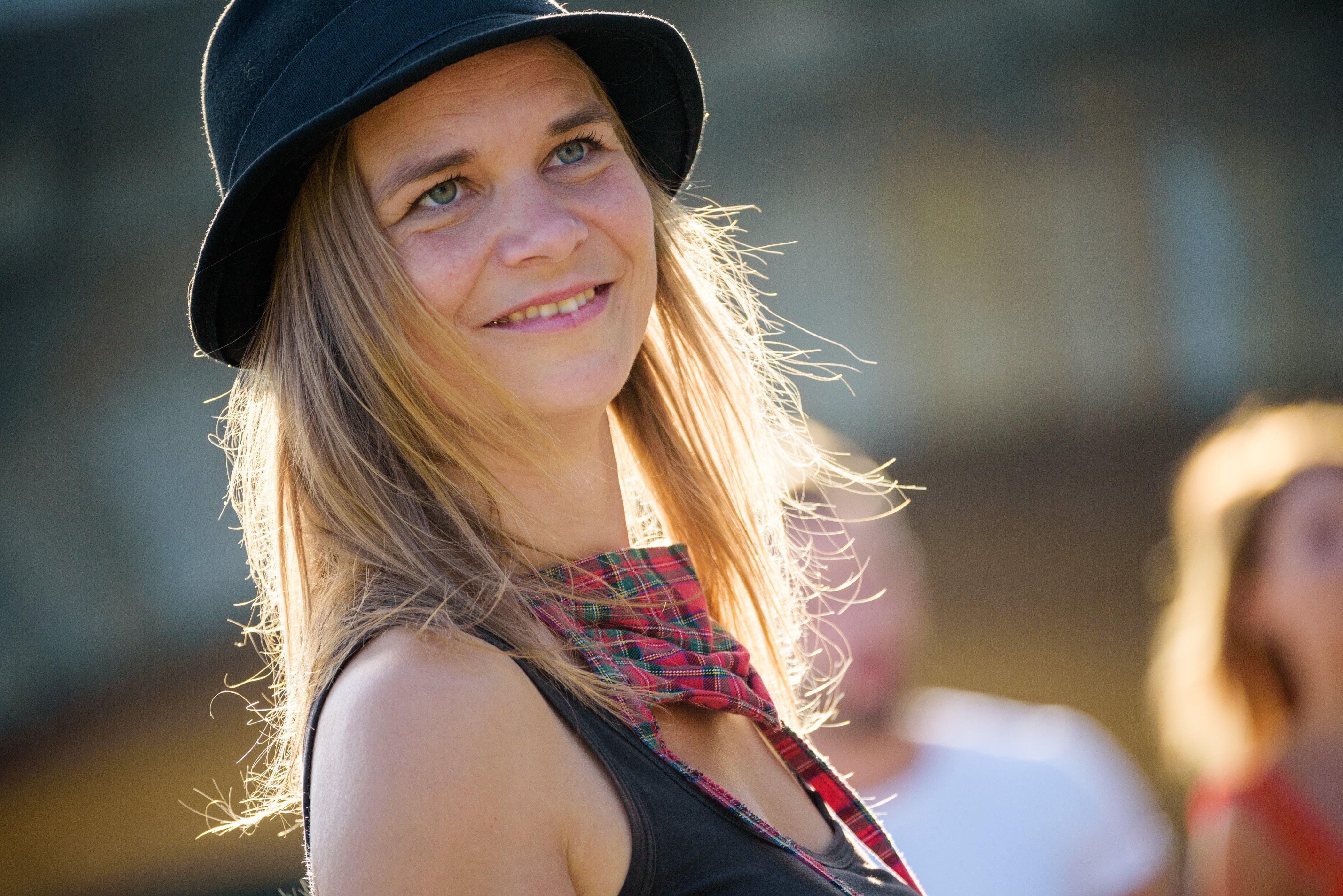 """Maria Helm rief die Konzertreihe """"Kultur am Pavillon"""" 2020 ins Leben."""