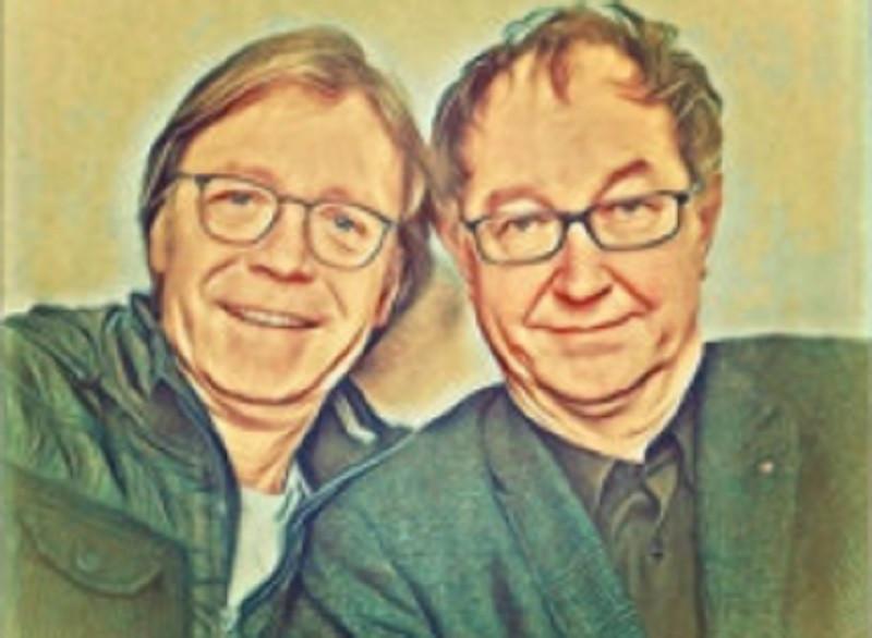 """Peter Kube und Jürgen Haase zeigen ihre """"Gekonnten Missverständnisse"""" zweimal."""