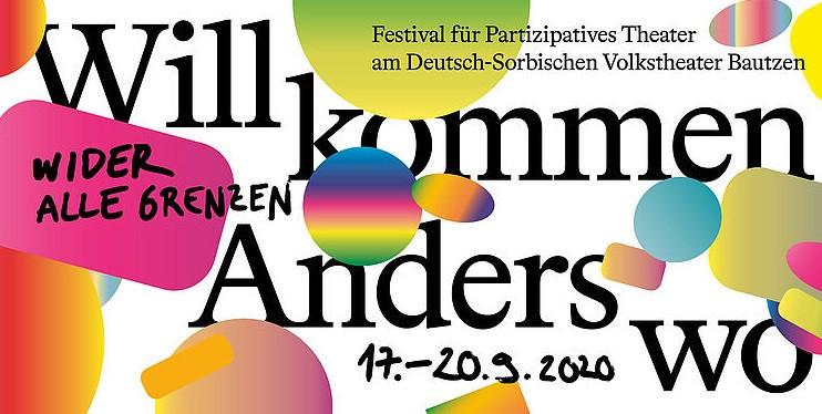 Vier Tage Festival-Theater in Bautzen.