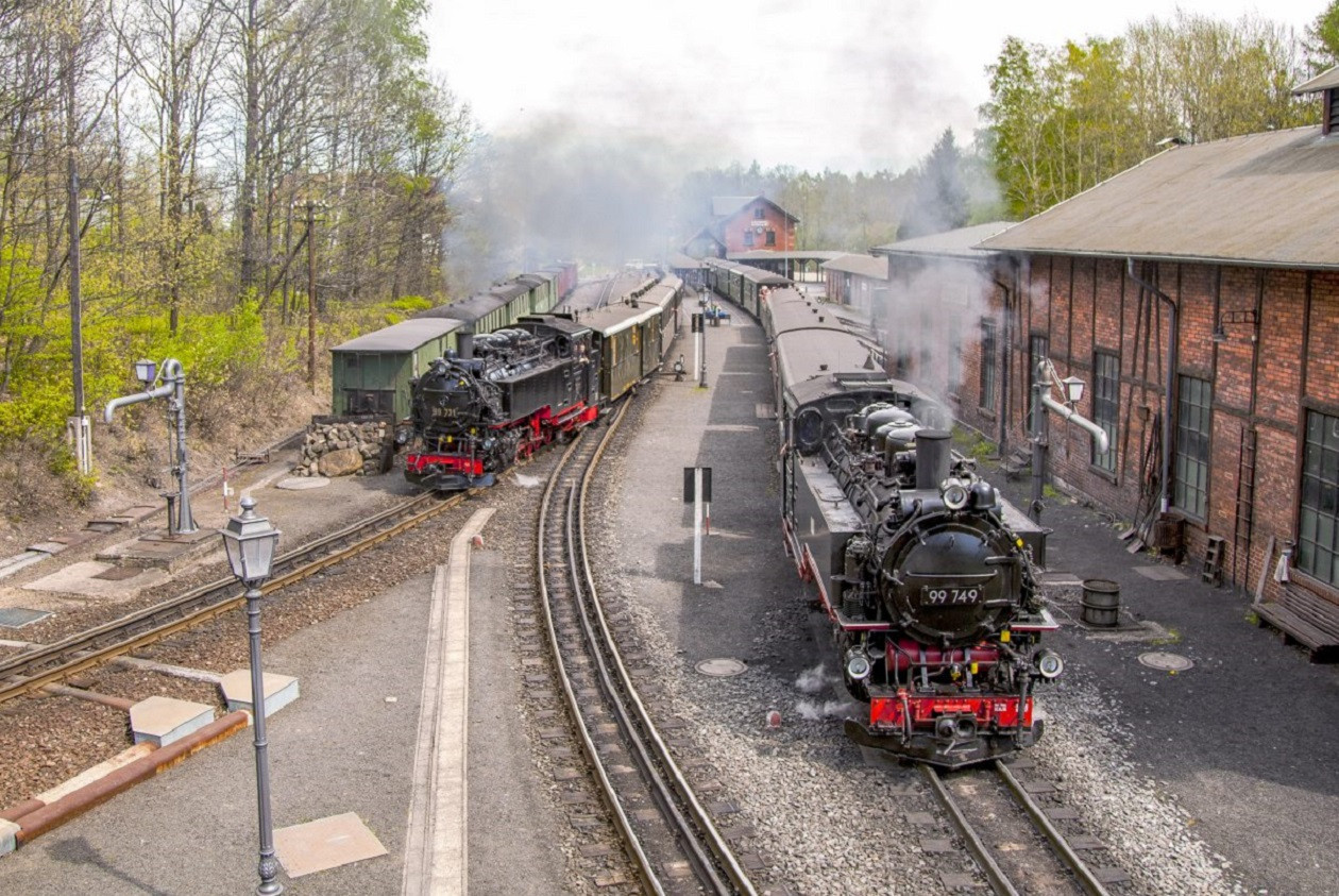 Freizeiterlebnis: Zittauer Schmalspurbahn