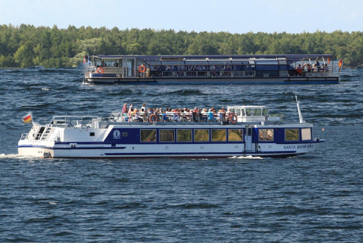 Freizeiterlebnis: Senftenberger See