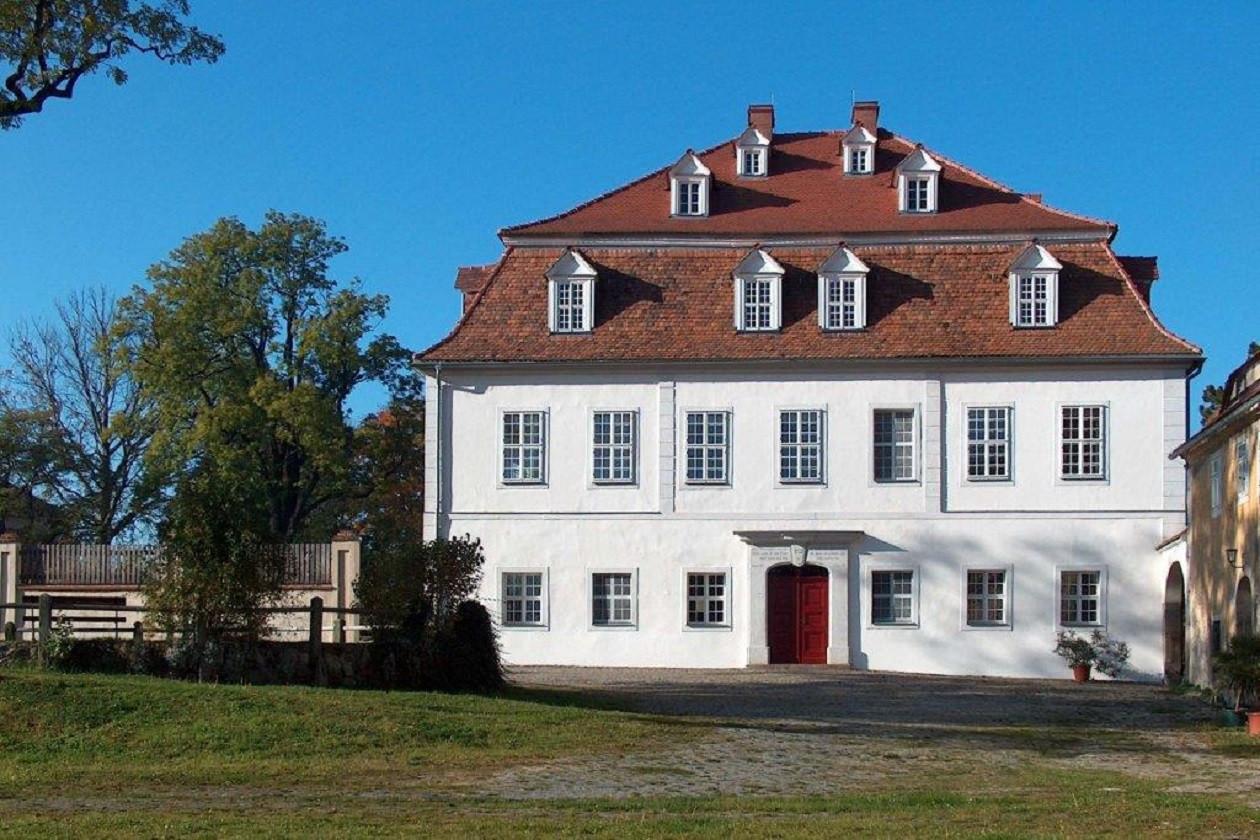 Geöffnet im August sonntags von 14 Uhr bis 17 Uhr: Zinzendorfschloss Berthelsdorf