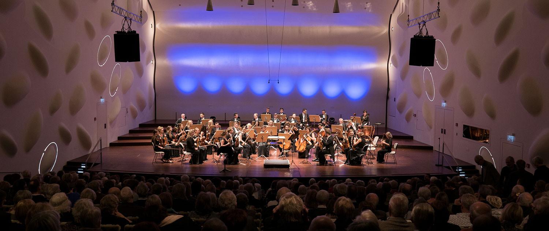 Das Wiener Neujahrskonzert im Nikolaisaal Potsdam 2019. Jetzt im Januar sollte es auch im Dresdner Kulturpalast stattfinden.