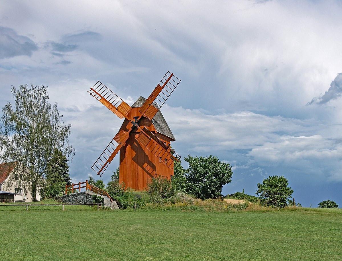 Die Günthermühle in Neudorf auf dem Eigen ist äußerlich in Schuss, wird aber nicht touristisch genutzt.