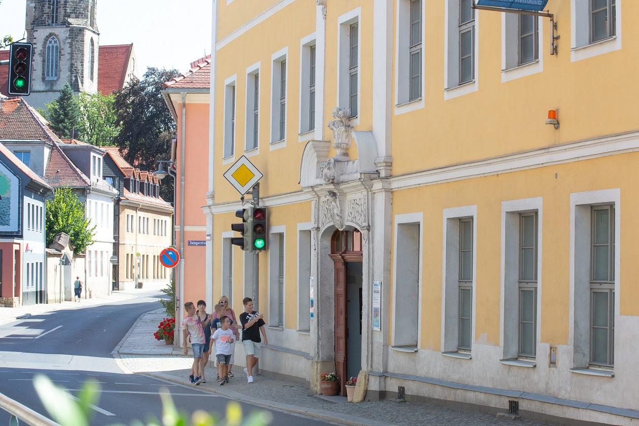 Das Museum der Westlausitz befindet sich in Kamenz.