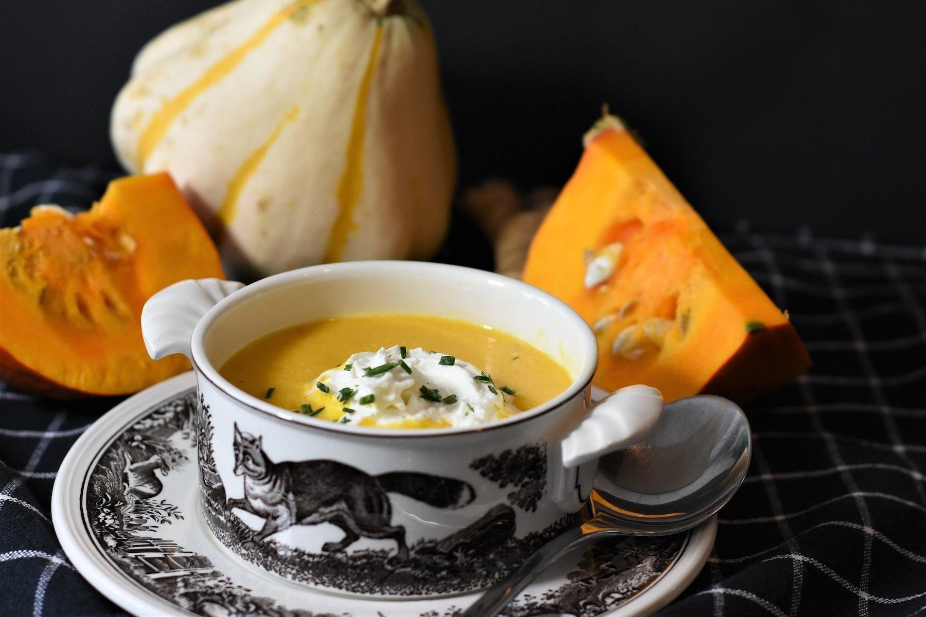 Suppen genießen im Advent